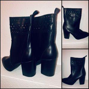 Nomad -bobbi- boots Black